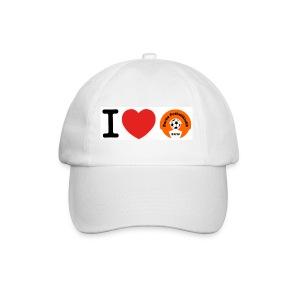 I love-capsen - Baseballcap