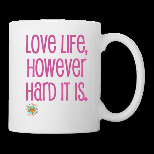 LOVE LIFE - Tasse