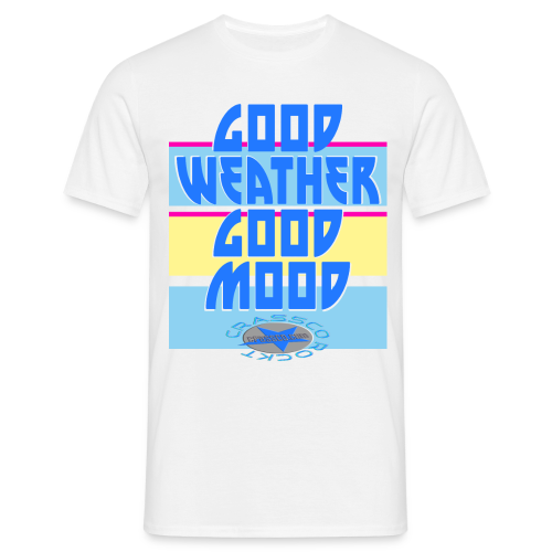 GOOD MOOD - Männer T-Shirt