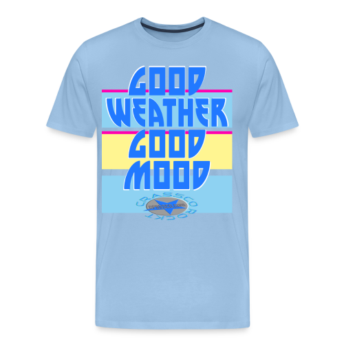 GOOD MOOD - Männer Premium T-Shirt