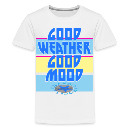 GOOD MOOD - Teenager Premium T-Shirt