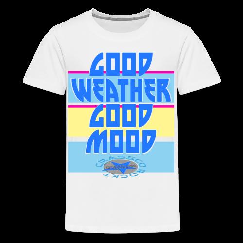 GOOD MOOD - Teenager Premium T-Shirt