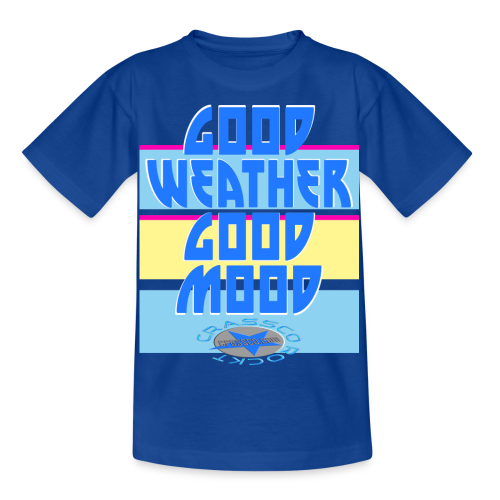 GOOD MOOD - KIDS - Kinder T-Shirt