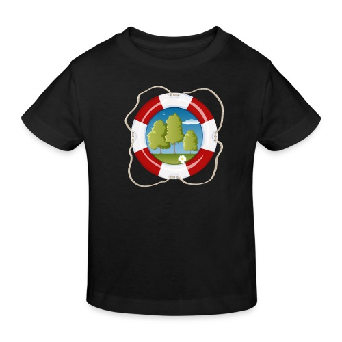 Save the nature - Kinder Bio-T-Shirt - Kinder Bio-T-Shirt