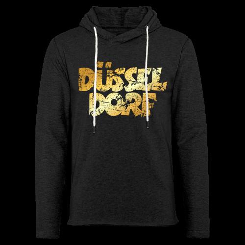 Düsseldorf Hoodie (Vintage Gold) - Leichtes Kapuzensweatshirt Unisex