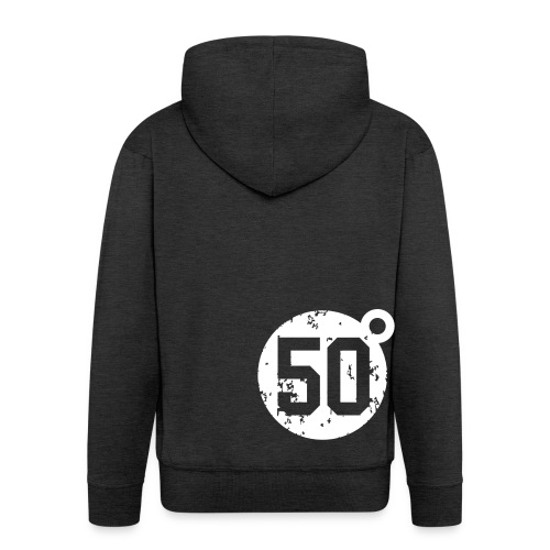 50° Wod Killer / Hoodie mit Zipper - Männer Premium Kapuzenjacke