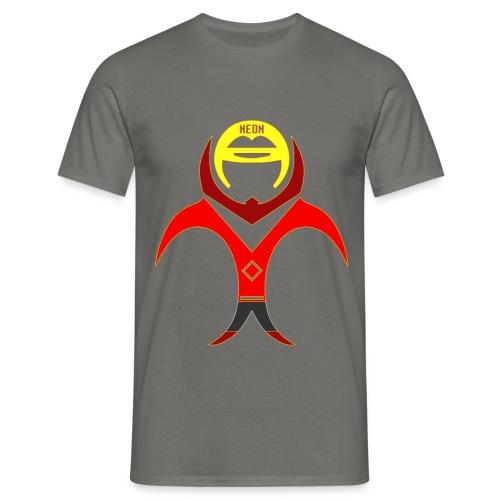 NEON - RED - Maglietta da uomo