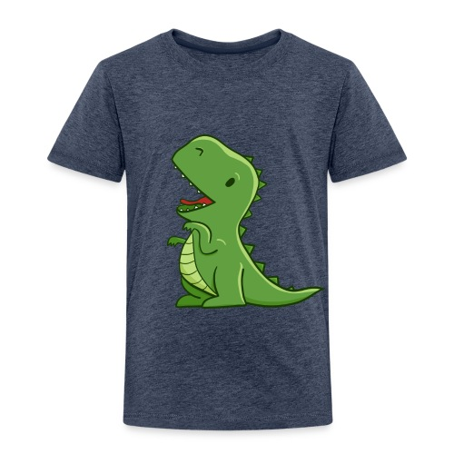 Kleiner T-Rex Kinder-Shirt - Kinder Premium T-Shirt