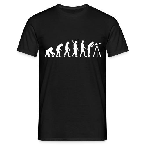 T-shirt Homme Nuréa : Evolution - T-shirt Homme
