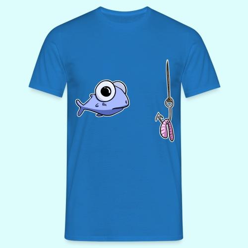 Fisch T-Shirt für Männer - Männer T-Shirt