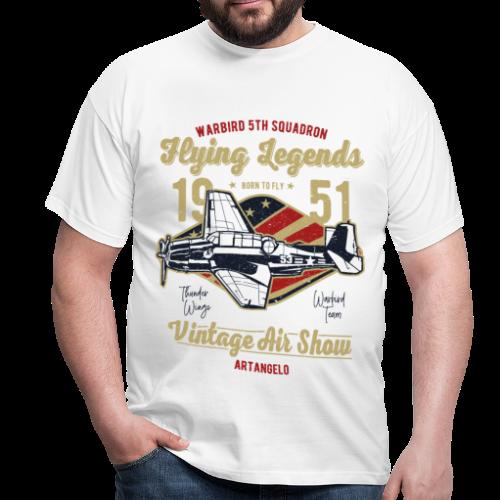 Flying Legends - T-shirt Homme