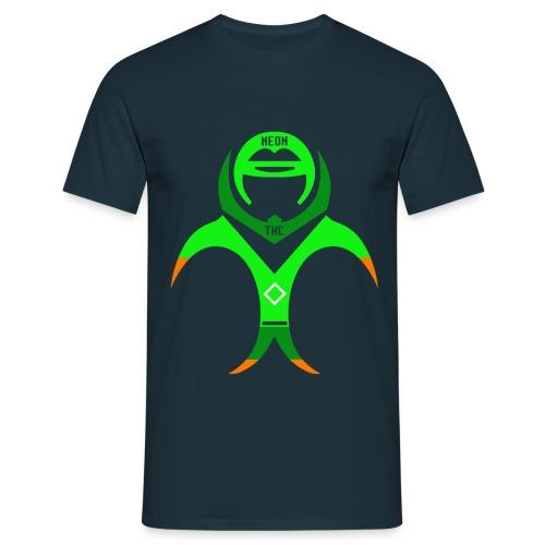NEON - GREEN - Maglietta da uomo