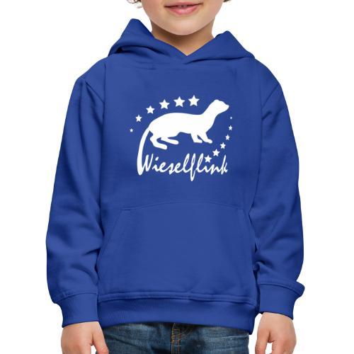 Pullover Wieselflink (Kiddies) - Kinder Premium Hoodie