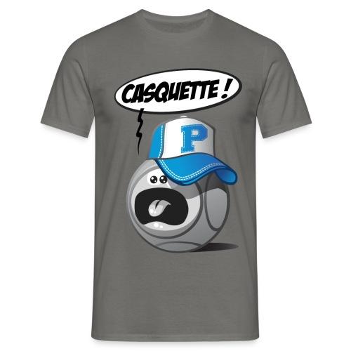 Casquette pétanque - T-shirt Homme