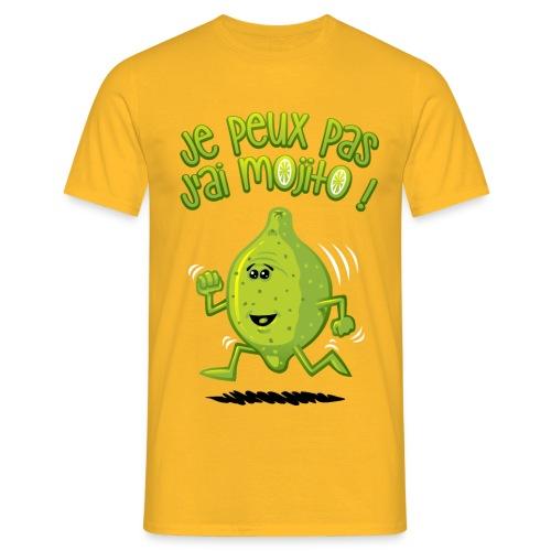 J'ai mojito ! - T-shirt Homme
