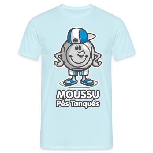 Moussu pés tanqués - T-shirt Homme