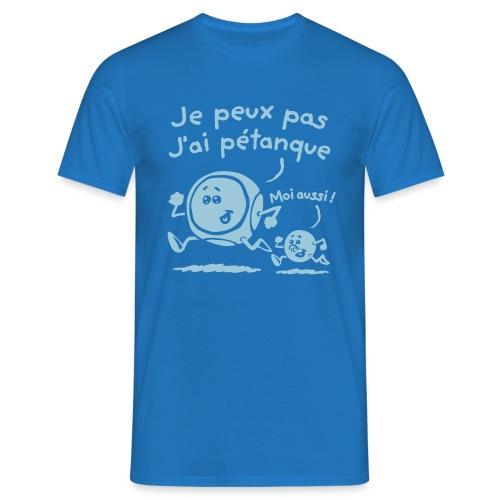 J'ai pétanque - T-shirt Homme