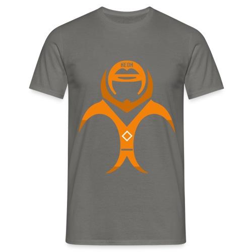 NEON - ORANGE - Maglietta da uomo