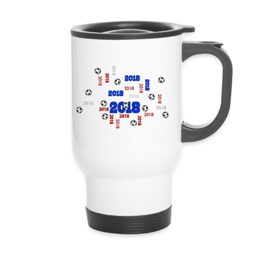 The Football Event of the year 2018 - Mug thermos