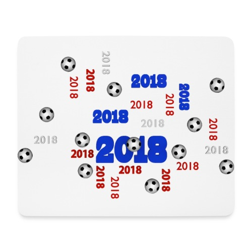 The Football Event of the year 2018 - Tapis de souris (format paysage)