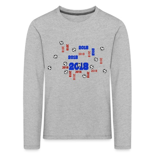 The Football Event of the year 2018 - T-shirt manches longues Premium Enfant