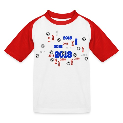 The Football Event of the year 2018 - T-shirt baseball Enfant