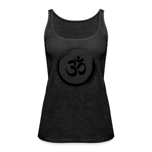 black OM - Frauen Premium Tank Top
