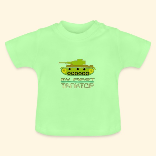 my first tanktop - Baby T-Shirt