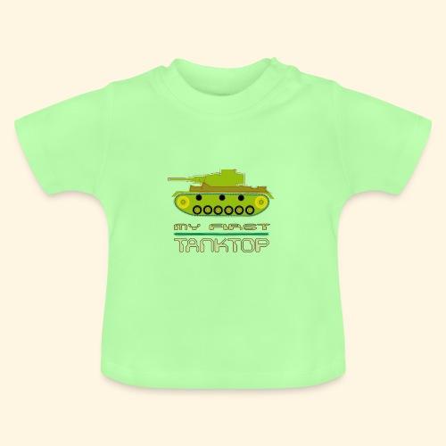 my first tanktop - Baby T-Shirt