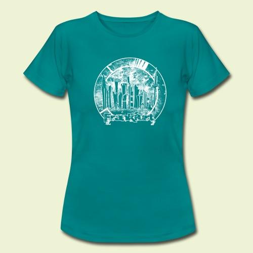 orbi FFM - Frauen T-Shirt