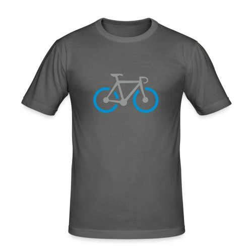 Rennrad Shirt - 2C - Männer Slim Fit T-Shirt