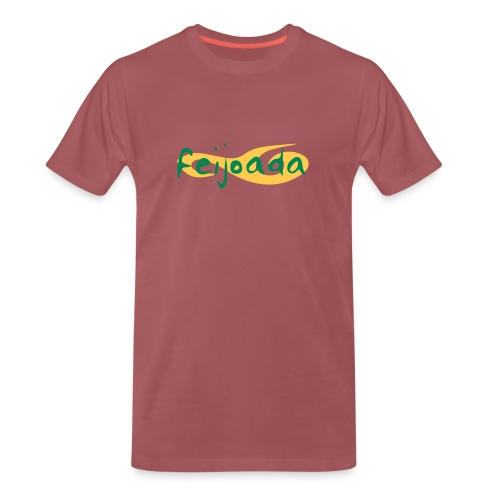 Feijoada T-Shirt (Männlich) - Männer Premium T-Shirt