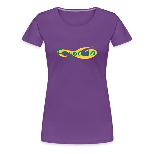 Feijoada T-Shirt (Weiblich) - Frauen Premium T-Shirt