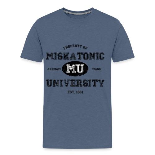 Miskatonic - Männer Premium T-Shirt