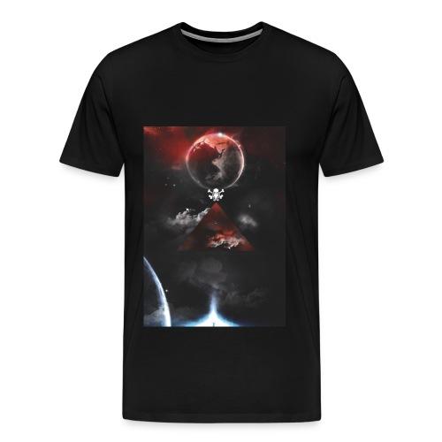 Cthulhu Space Mission - Männer Premium T-Shirt