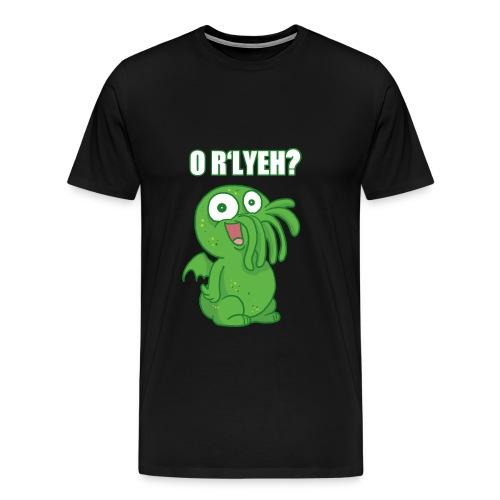 O R'LYEH - Männer Premium T-Shirt