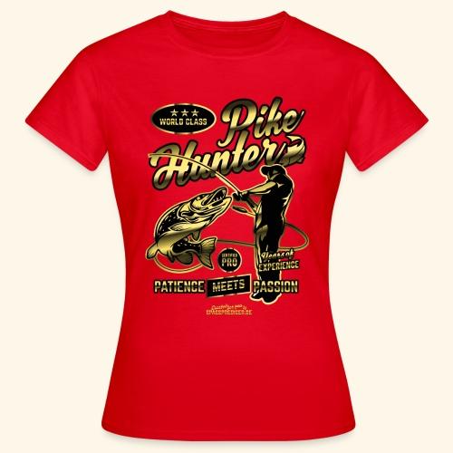 "Cooles Anglershirt ""World Class Pike Hunter"""