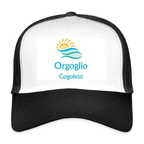 cappello orgoglio cogoleto - Trucker Cap