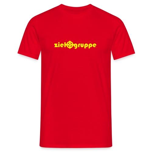 T-shirt: Zielgruppe - Männer T-Shirt