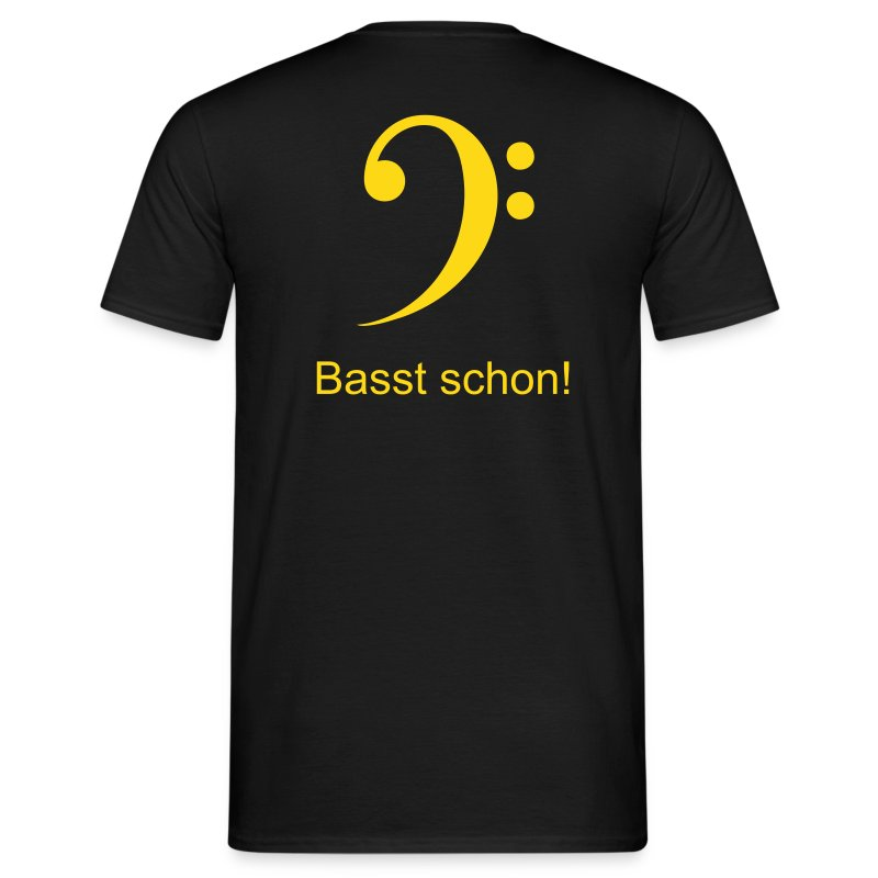 Bass T-shirt - Men's T-Shirt