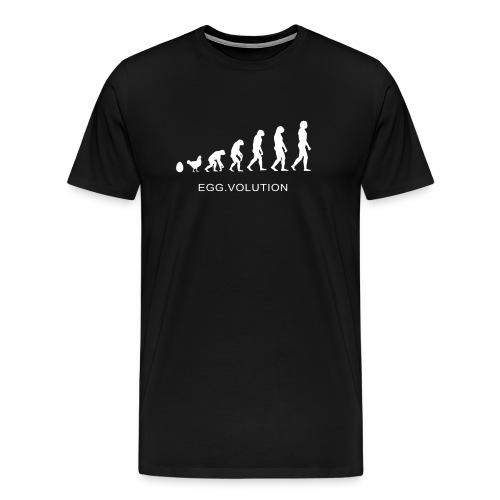 EggVOLUTION - Männer Premium T-Shirt