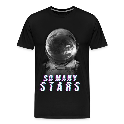 Shirts of Experience: Love Is All We Have Left (stars edition) - Men's Premium T-Shirt