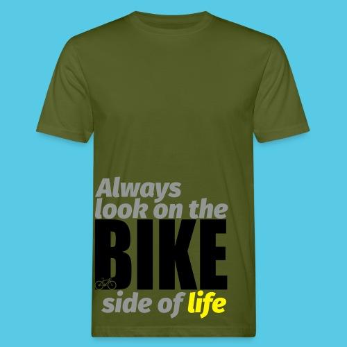 Bike - Männer Bio-T-Shirt