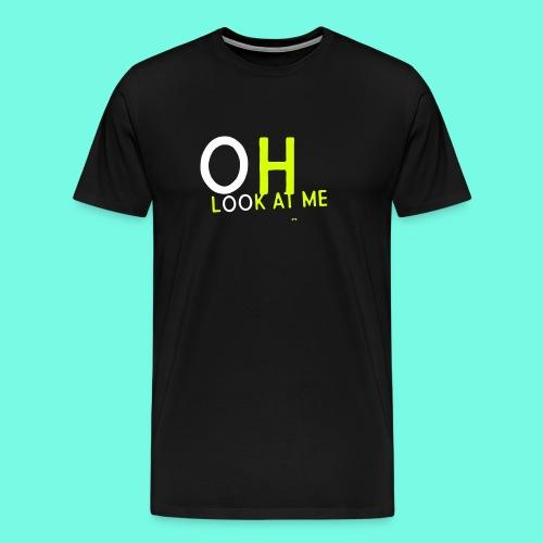 oh... - Männer Premium T-Shirt