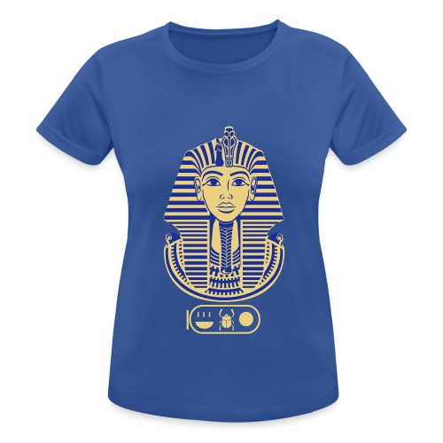 Tut-Ankh-Amun - Frauen T-Shirt atmungsaktiv