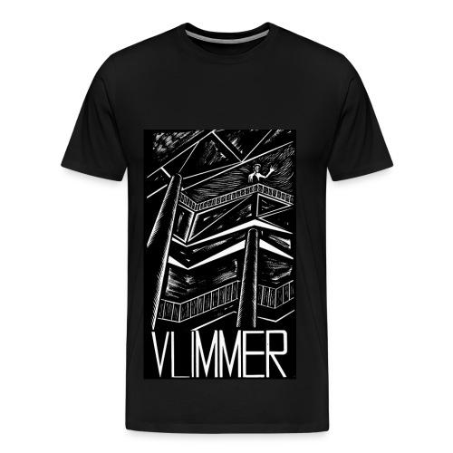 Vlimmer - IIIIIIIII (9) - Männer Premium T-Shirt