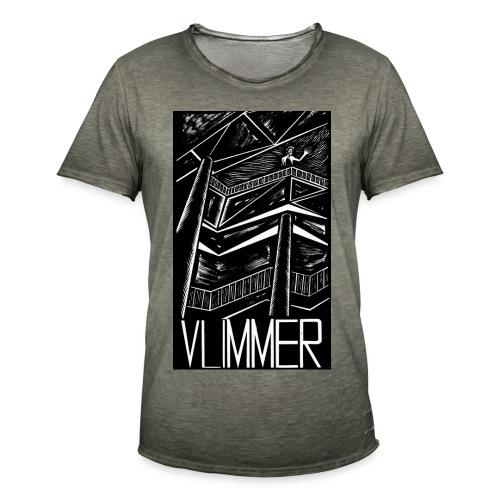 Vlimmer - IIIIIIIII (9) - Männer Vintage T-Shirt