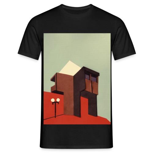 Sunny Brutalism - Männer T-Shirt