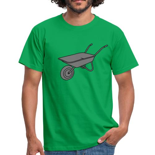 SCHUBKARRE Karette 2 - Männer T-Shirt