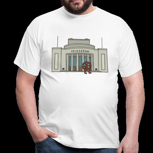 Volksbühne Berlin c - Männer T-Shirt